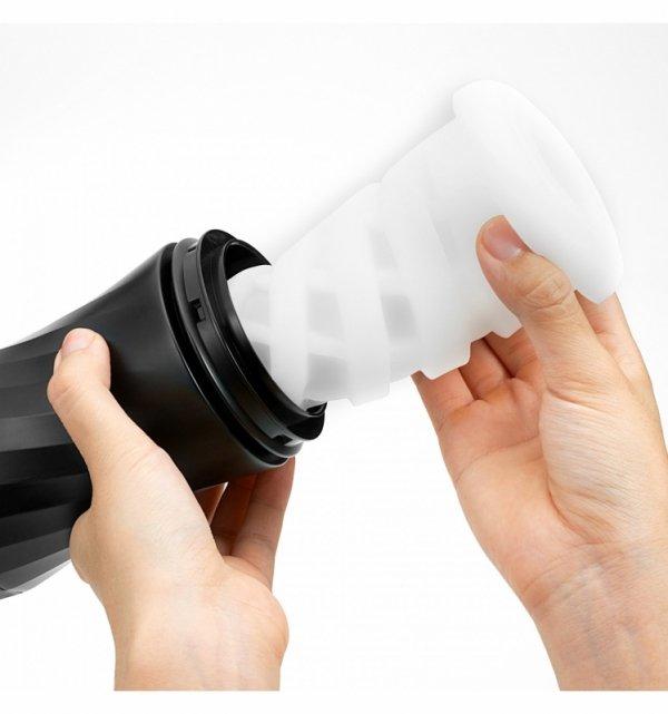 Tenga - Air-Tech Twist Reusable Vacuum Cup Tickle