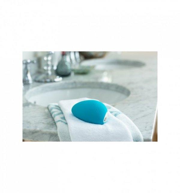 Zdalny Zewnętrzny WibratorWe-Vibe - Wish, niebieski