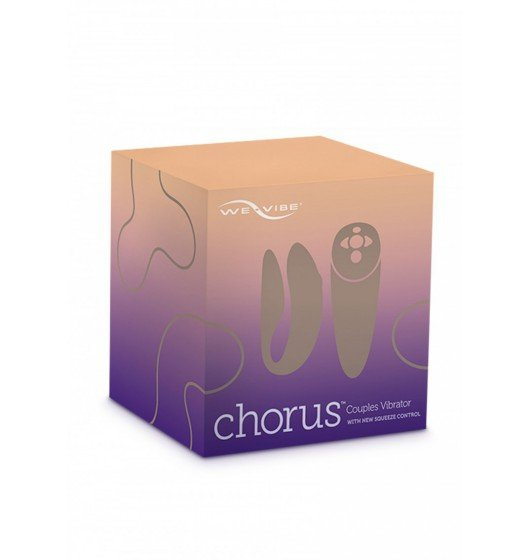 Wibrator dla par -z aplikacją We-Vibe Chorus Purple