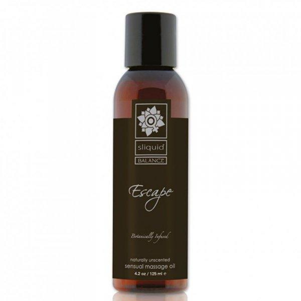 Olejek do masażu - Sliquid Balance Massage Escape 125 ml
