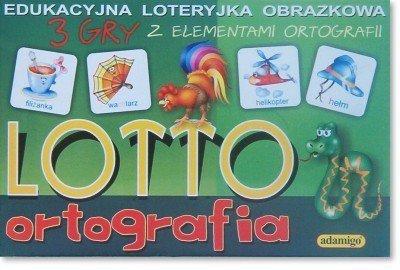 Gra Lotto Ortografia