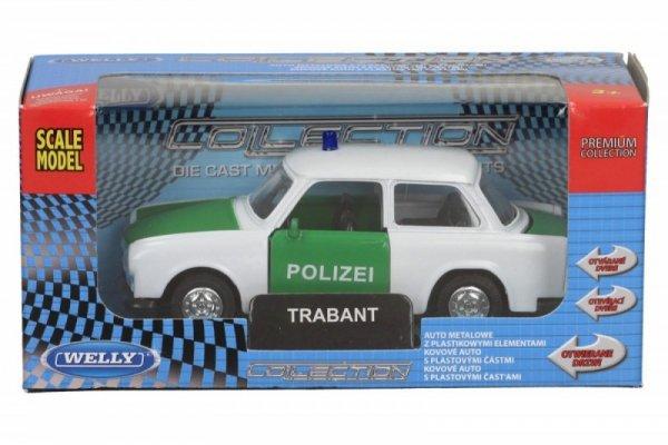 Trabant Policja 1/ 34