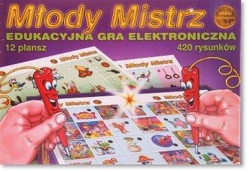 Gra Młody Mistrz Elektroniczna