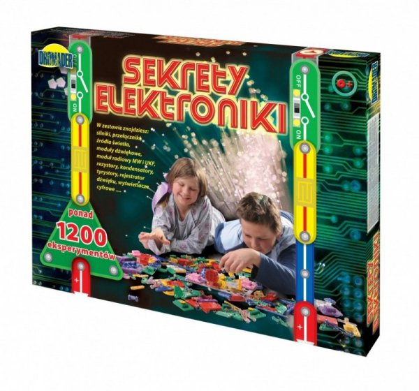 Sekrety Elektroniki, 1200 eksperymentów