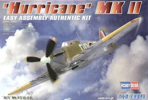 HOBBY BOSS Hurricane MK II