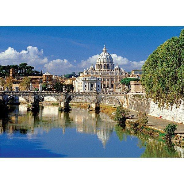 500 elementów Watykan, Włochy, Rzym