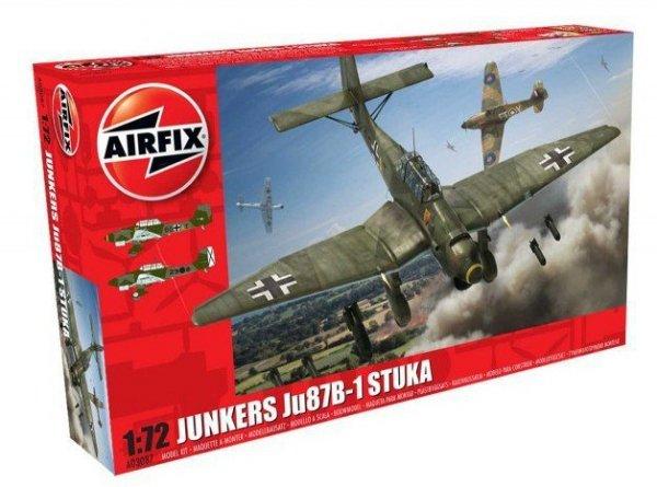 AIRFIX Junkers Ju87 B-1 Stuka
