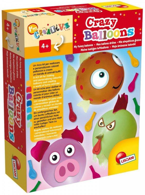 Zwariowane balony