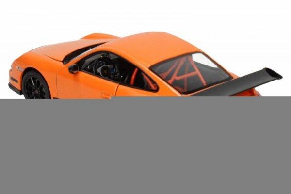 Porsche 911 GT3 RS, pomarańczowe