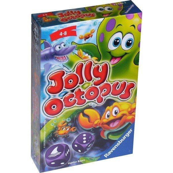 Gra Jolly Octopus Mini