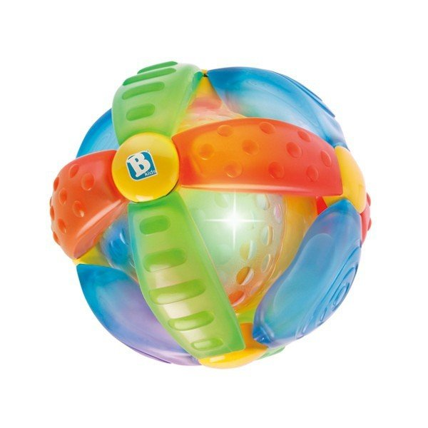 B-KIDS Świecąco grająca piłeczka