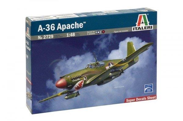 ITALERI A-36 Apache