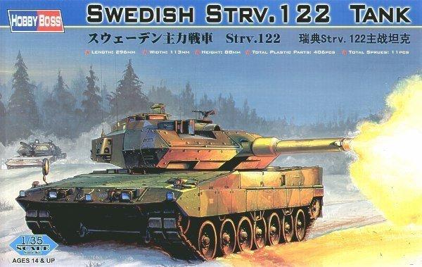 HOBBY BOSS Swedish Strv. 122 Tank