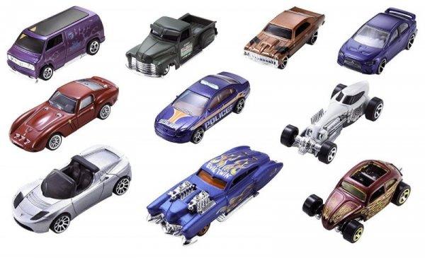Pojazdy Dziesięciopak