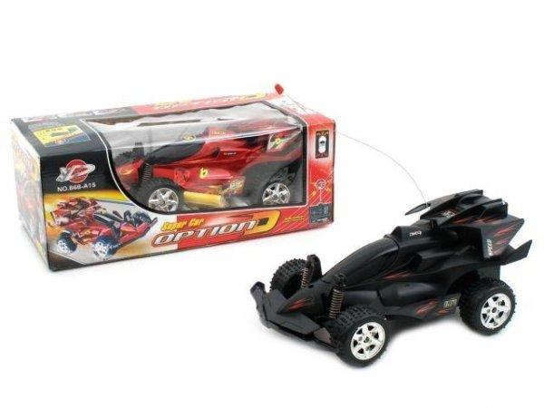 RC Samochód wyścigowy na radio