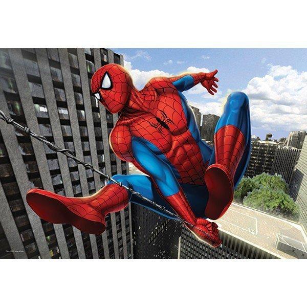 160 elementów, Spiderman: Wspinaczka na drapacze chmur