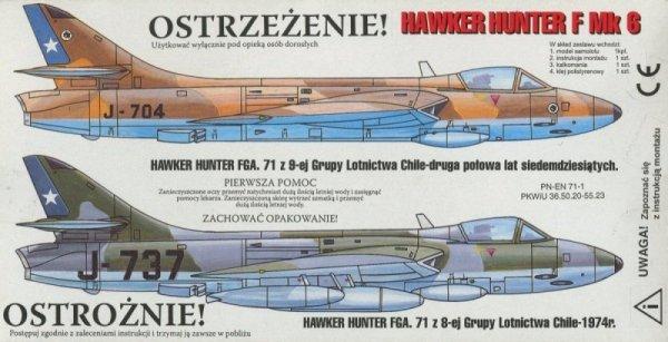 Hawker Hunter F Mk 6