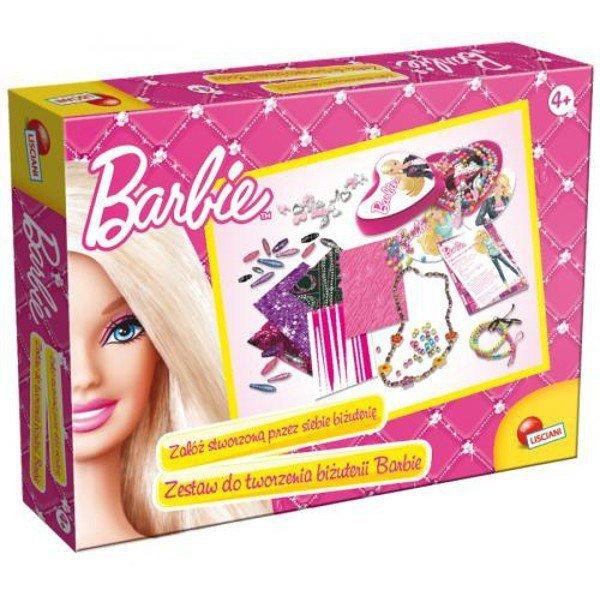 Art&Craft, Barbie, Biżuteria z magiczną szkatułką