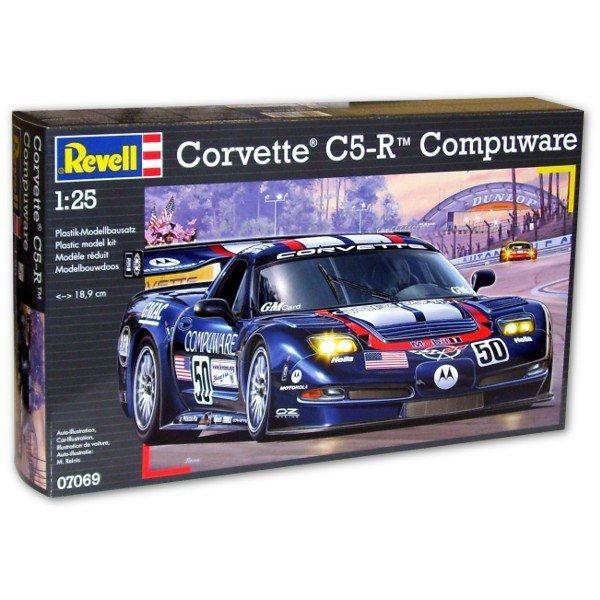 REVELL Corvette C5-R Com puware