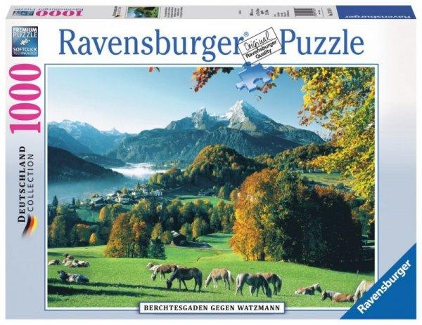 1000 ELEMENTÓW Krajobraz Niemiec