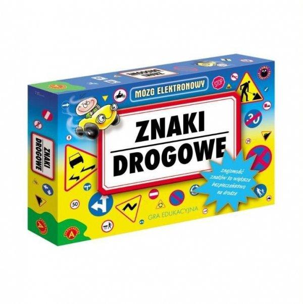 Gra Znaki Drogowe - Mózg Elektronowy