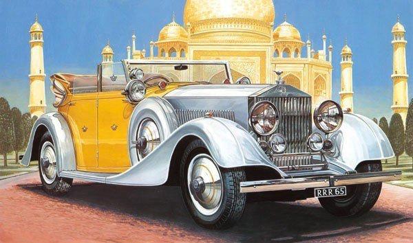 ITALERI Rolls-Royce Phan tom II