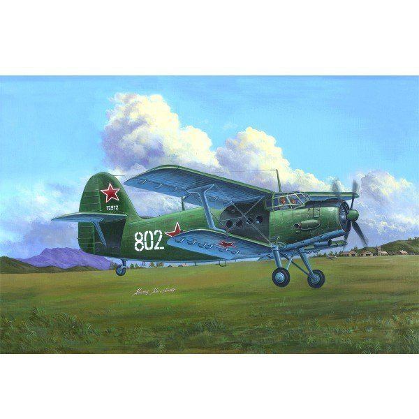 HOBBY BOSS Antonov AN-2/ AN-2CX Colt
