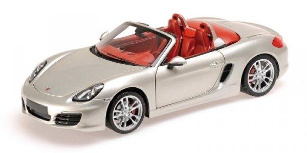 Porsche Boxter (981) 2012