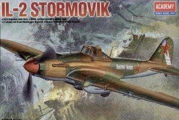 ACADEMY IŁ-2 Stormovik