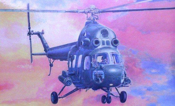MASTERCRAFT Mi-2 Zmija/S nake
