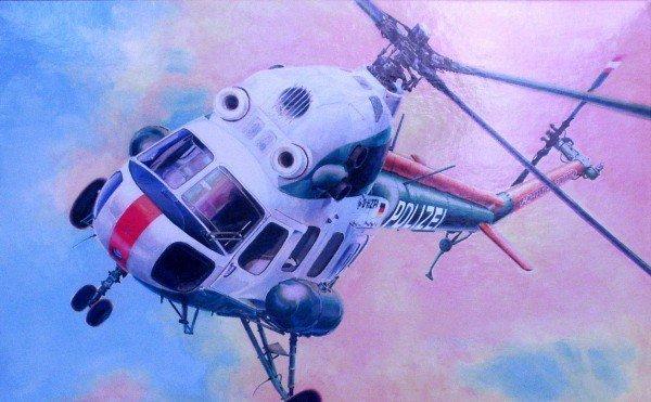 MASTERCRAFT Mi-2 Polizei