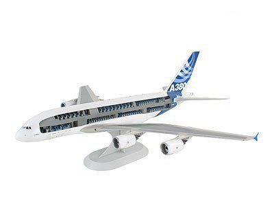 REVELL Airbus A380 Visible Interior