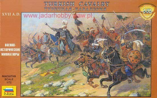 Turkish Cavalry XVII A.D.