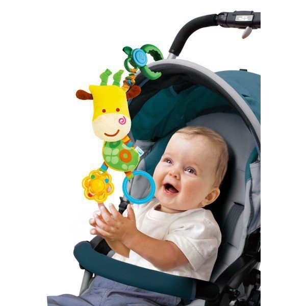 B-KIDS Żyrafka na wózek