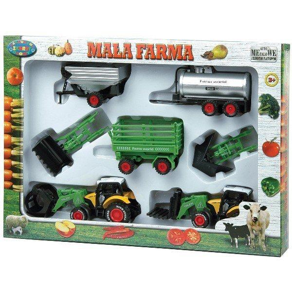 DROMADER Zest. Mała Farm a zest. rolniczy