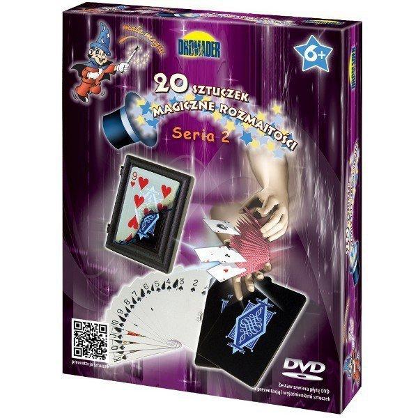 Mały Magik 20 sztuczek seria 2