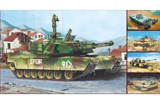 M1A1/A2 Abrams 5 in 1