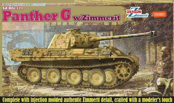 Sd.Kfz.171 Panther Ausf.G