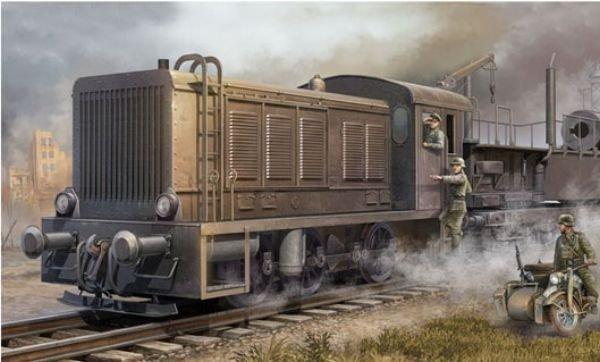 TRUMPETER German WR 360 C12 Locomotive