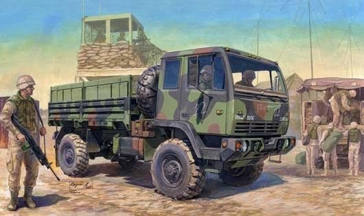 M1078 LMTV Cargo Truck