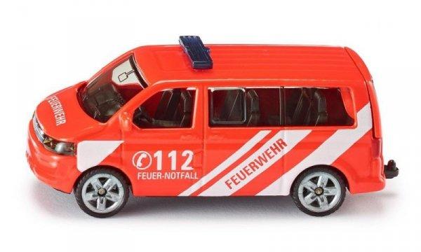 Samochód Dowodzenia Straży Pożarnej