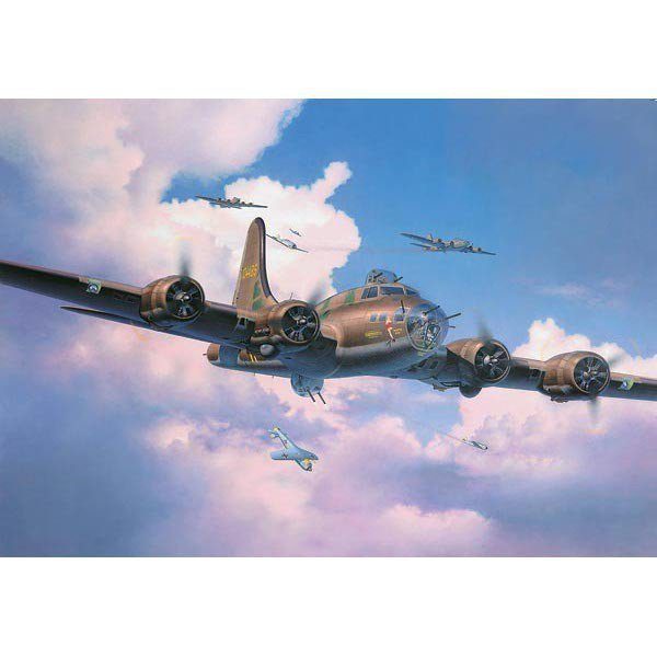 B-17 F Memphis Belle