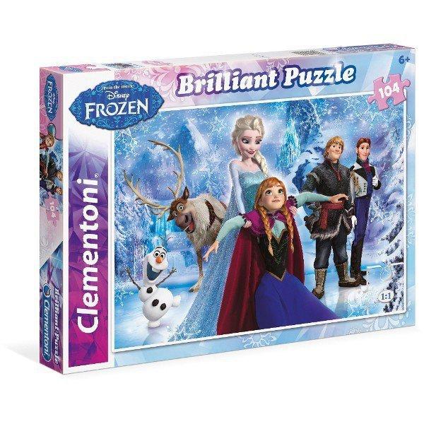 104 ELEMENTY Brilliant Frozen