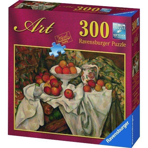 RAVEN. 300 EL. Cezanne, Jabłka i pomarań