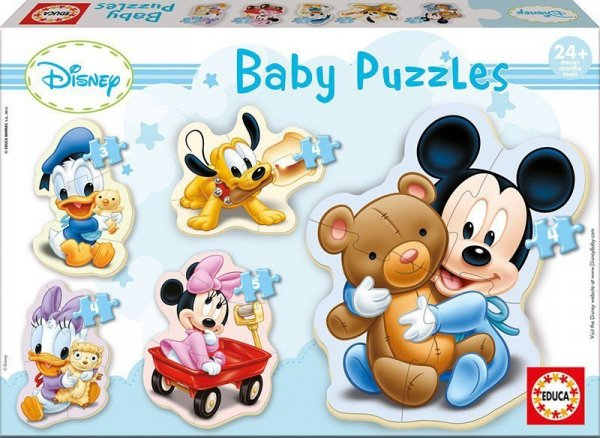 Puzzle Baby Miki