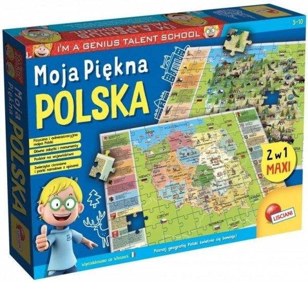 Mały Geniusz Moja Polska