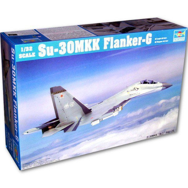 TRUMPETER Sukhoi Su-30MK K Flanker G