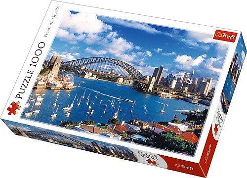 1000 elementów, Port Jackson, Sydney
