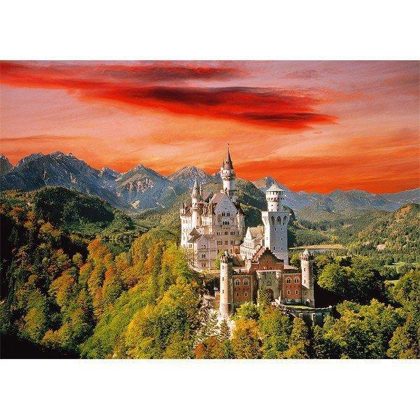 2000 elementów, Nowy Łabędzi Kamień, Bawaria