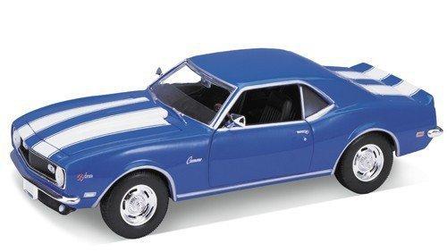 Chevrolet Camaro Z 28 1968, niebieski